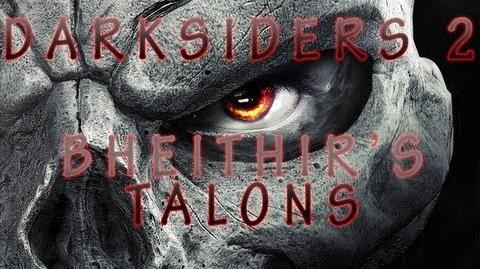 Bheithirs Talons Info - Darksiders 2 - PC