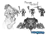Phantom Guard Concept Art