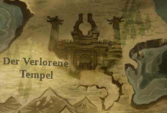 Verlorener tempel
