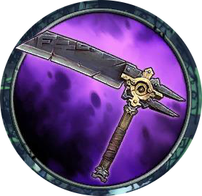 Guillotine Scythes Blackroot