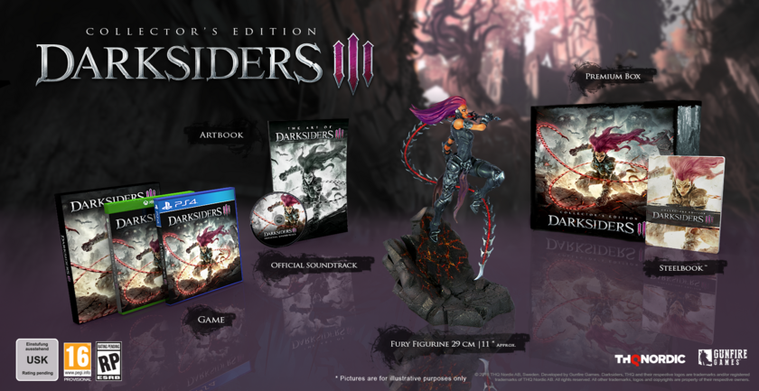 DS3 Collectors Mockup