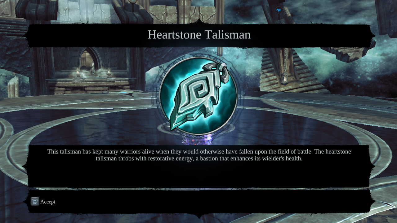 Legendary Talismans | Darksiders Wiki | FANDOM powered by Wikia
