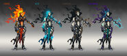 Darksiders 3 Hollow Magic Concept Art