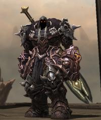 War Abyssal Armor