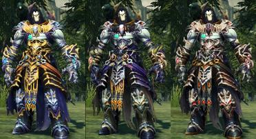 Warlock -Necromancer- variant