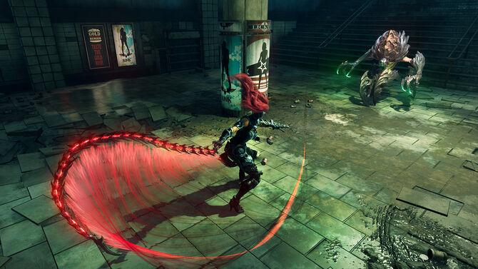 Darksiders 3 Combat