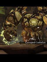 Corrupted Custodian