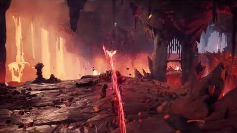Darksiders 3 - Gameplay December 2017