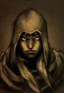 War Darksiders Zeichnung