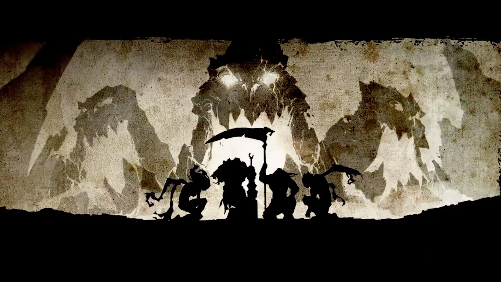 image - the horsemen pledge their alligence | darksiders wiki