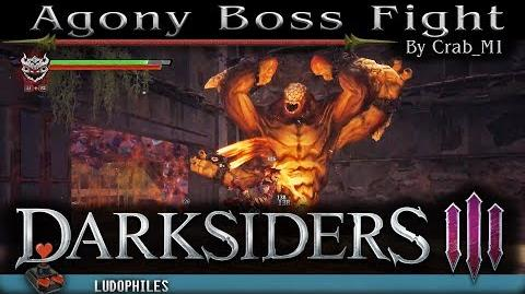 Darksiders III - Agony Boss Fight