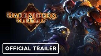 Darksiders Genesis - Cinematic Teaser Trailer