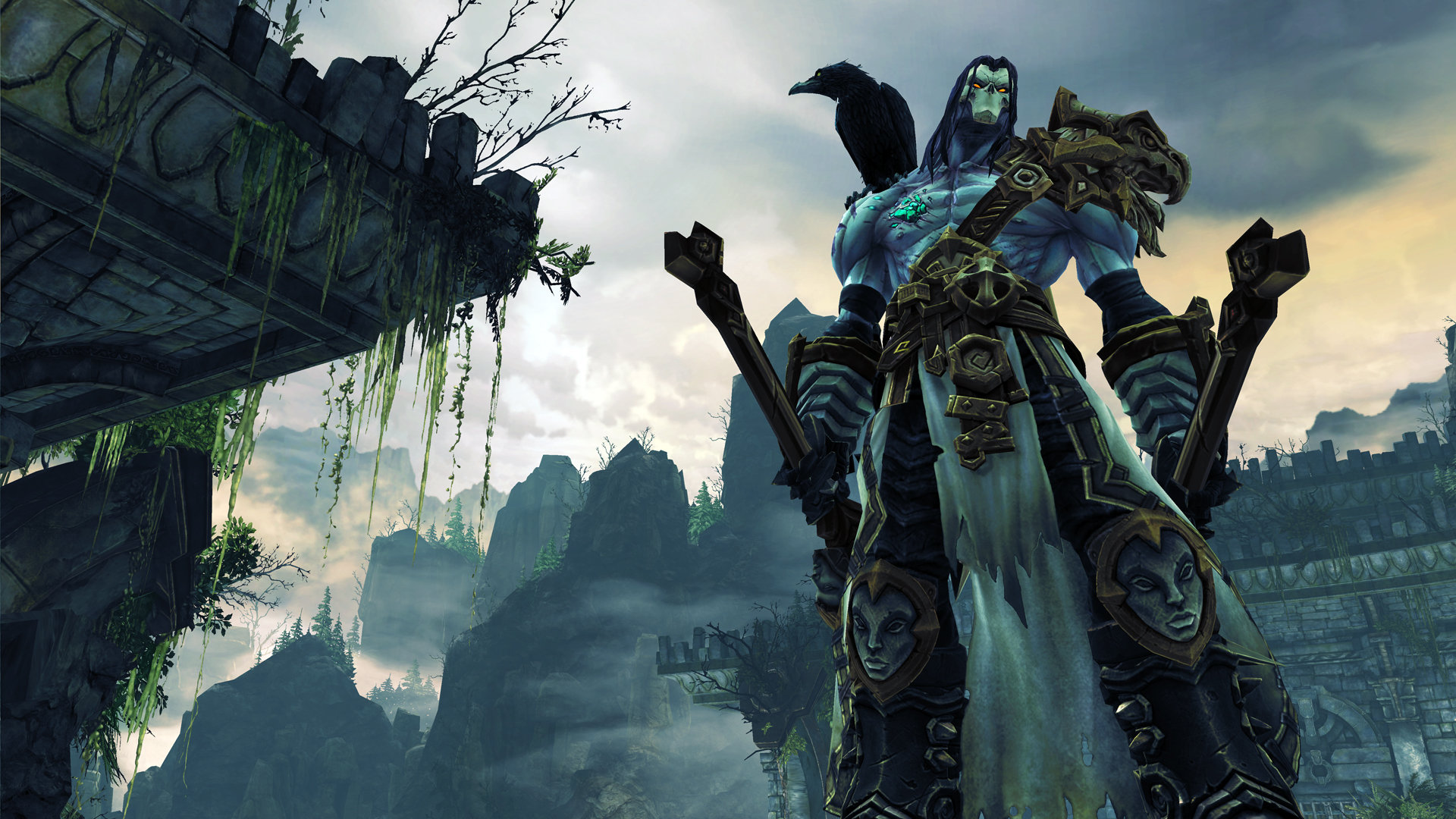image - angel of death armor | darksiders wiki | fandom powered