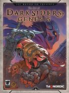 Darksiders Genesis Art Book