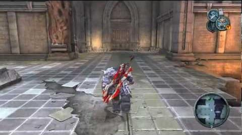 Darksiders - How to get back in and out of Twilight Cathedral after Tiamat