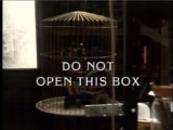 Do Not Open This Box