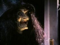 Darkside witch