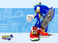 Sonic's Riders giveaway