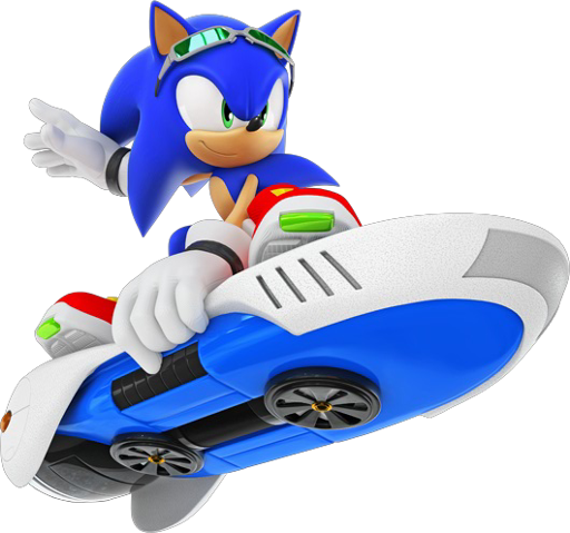 File:512px-Sonic-Free-Riders-Sonic-artwork.png