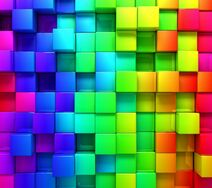 Rainbow Blocks 16