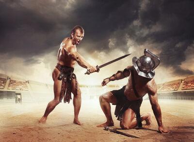 Amazon-gladiators