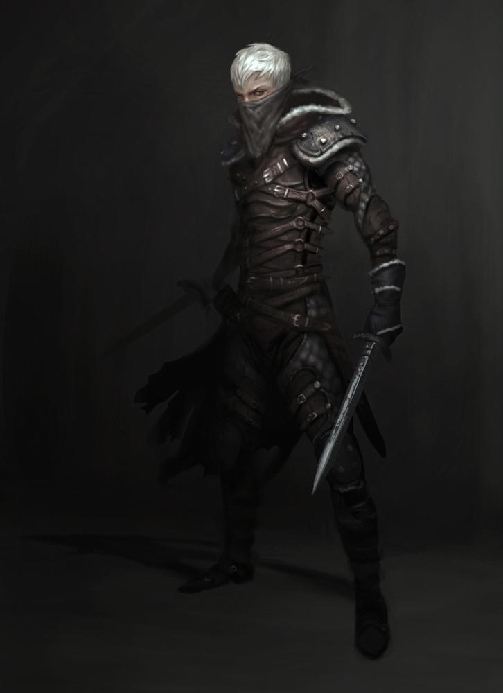 Image result for dark elf man