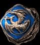 Кольцо с ревущим драконом