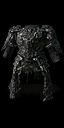 Charred loyce armor