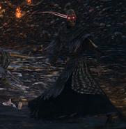 Skeleton Lord Pyromancer