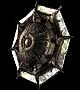 Щит с кристальным кольцом
