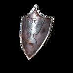 Silver Eagle Kite Shield (DSIII)