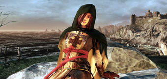 Emerald Herald Dark Souls Wiki Fandom
