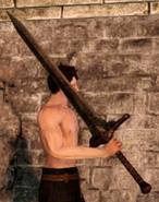 Drangleic Sword IG