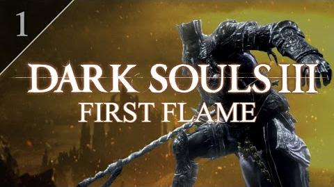 Dark Souls III First Flame (1) - Cemetery of Ash & Iudex Gundyr