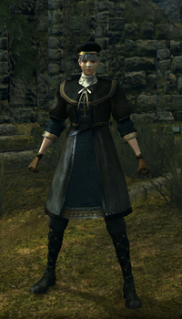 Mage smith Female