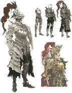 Ornstein Concept Art