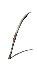 Curved Twinblade