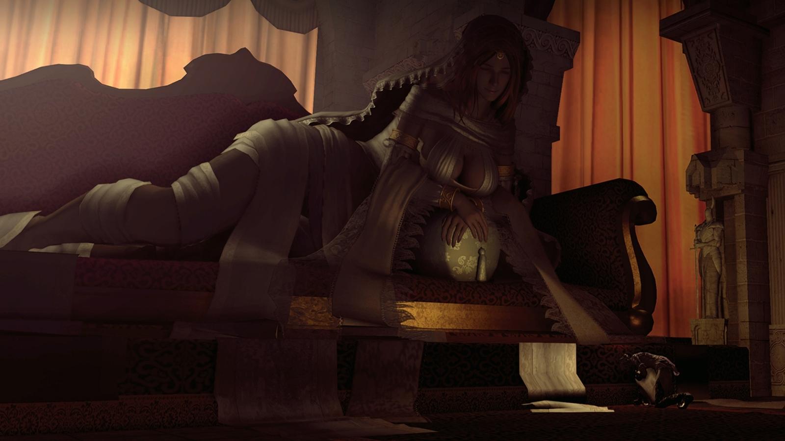 Gwynevere, Princess of Sunlight | Dark Souls Wiki | FANDOM powered