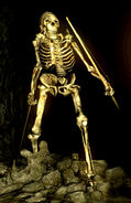Giant Skeleton Archer