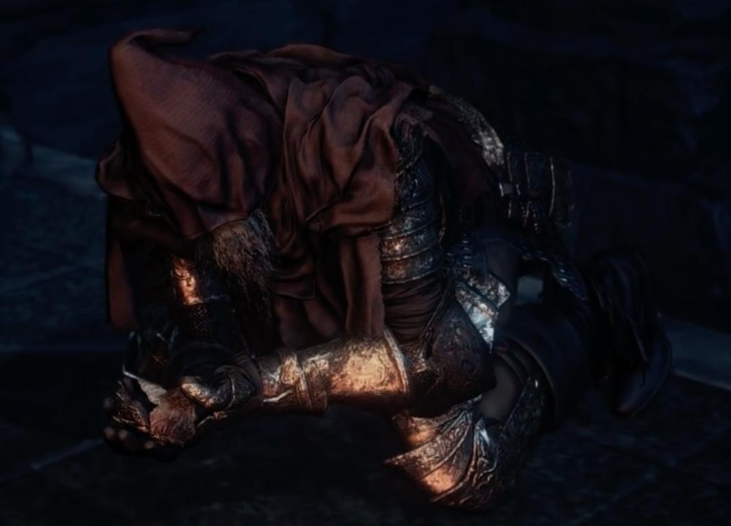 Slave Knight Gael Dark Souls Wiki Fandom Powered By Wikia