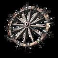 Щит-колесо (Dark Souls III)