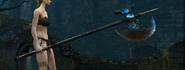 Crescent axe IG