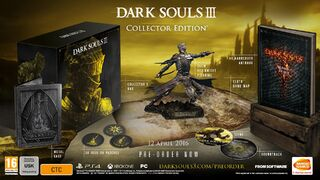 Dark souls 3 collectors edition