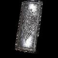 Большой щит рыцаря Лотрика