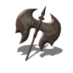 Black Knight Greataxe (DSIII)