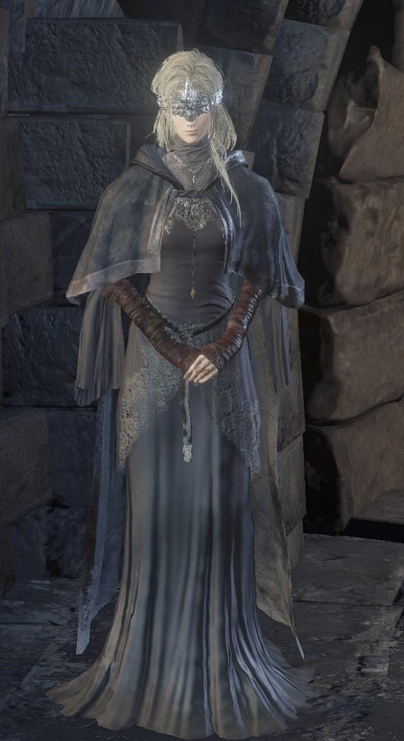 Fire Keeper (Dark Souls III)   Dark Souls Wiki   FANDOM