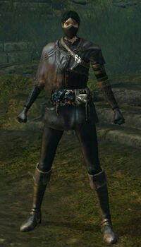 Thief Set Female