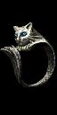 Ring Silvercat Ring