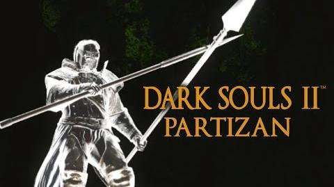 Dark Souls 2 Partizan Tutorial (dual wielding w power stance)