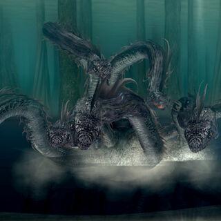 Ash Lake Hydra
